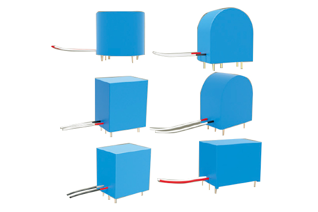 Current transformer for measurement