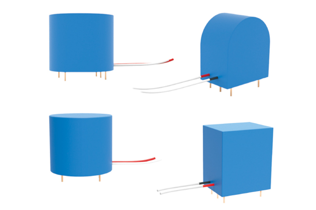 low voltage protection with current transformer