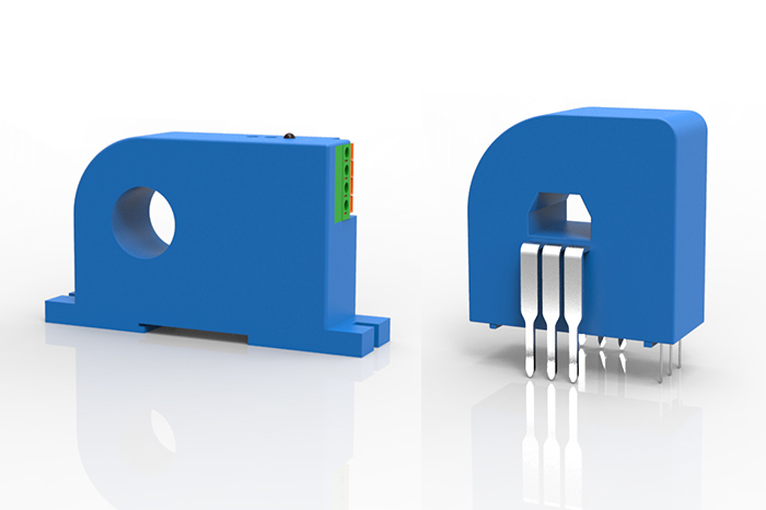 Closed-loop current sensor