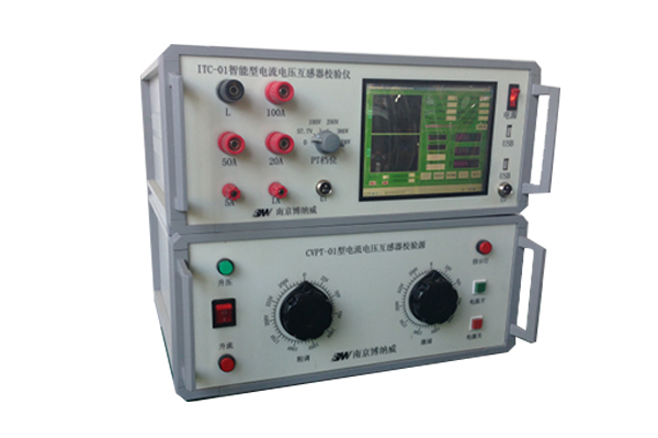 ITC-01 intelligent automatic transformer calibrator